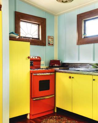 House Of The Week Owners Of Quirky Taranaki Cottage Love