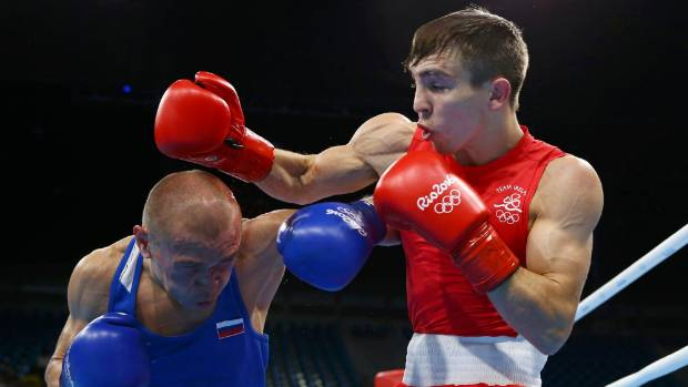 Rio Olympics Irish Boxer Robbed Of Olympic Dream By - Olympic boxing schedule