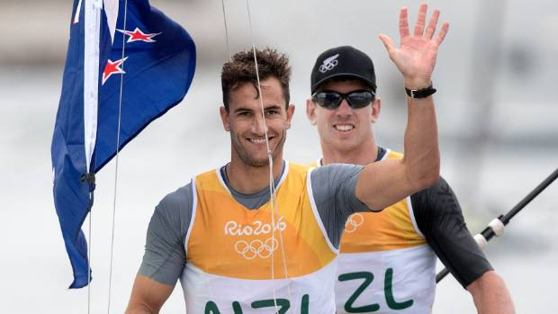 Blair Tuke and Peter Burling have handled the dual responsibilities of an Olympics campaign and America's Cup racing to ...