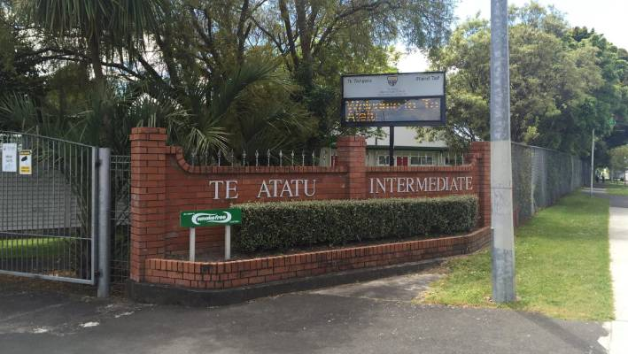 te atatu intermediate homework