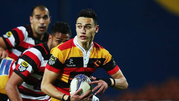 Shaun Stevenson made his Waikato debut last year and was named in the Chiefs squad for 2016.