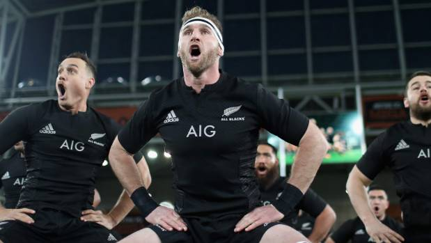 Kieran Read will lead the All Blacks against the Wallabies for the first time.