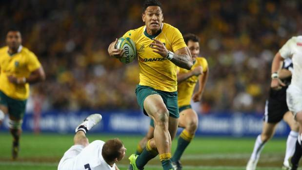 Wallabies fullback Israel Folau is a constant threat, and will be a vital part of the Australian side if they are to ...