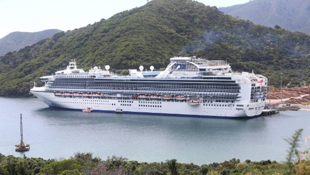 Risk Of Cruise Ship Disaster Upgraded In New Draft