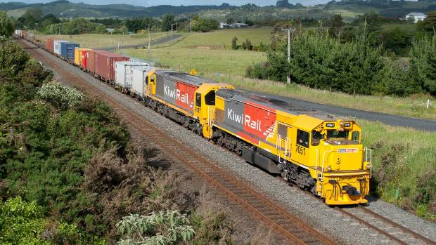 An electric freight train is to become a scarcity in the next two years.