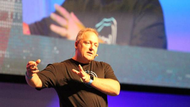 """Xero boss Rod Drury says he could """"maybe"""" be interested in becoming NZ's chief technology officer in 10 years."""