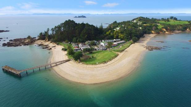 Businessman Tries To Sell Pakatoa Island For Third Time
