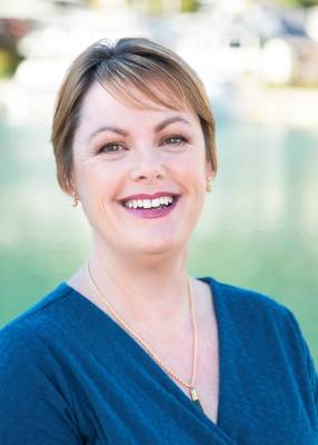Nadine Taylor, council candidate.