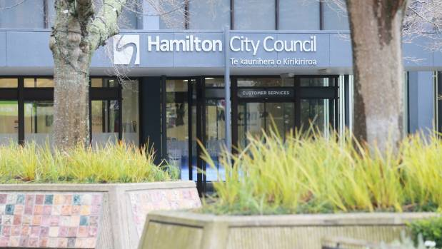 It's been a rough couple of weeks at the Hamilton City Council.