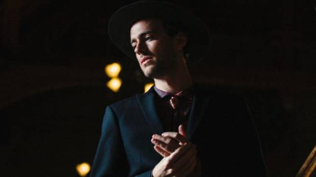 Finn Andrews of The Veils.