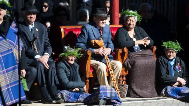 Koroneihana for Maori King Tuheitia celebrating his 10th year as the monarch