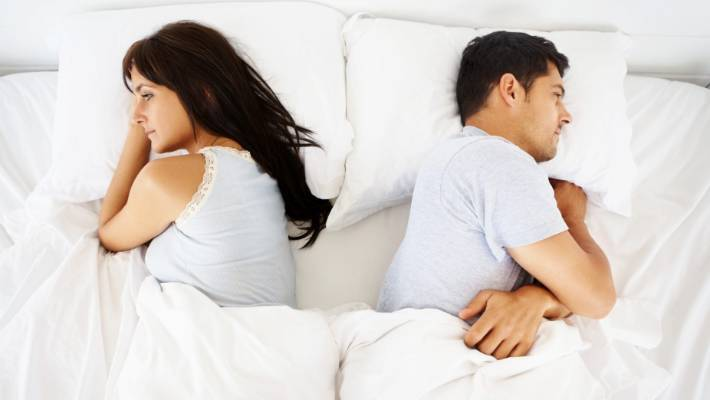 Can a sexless relationship survive