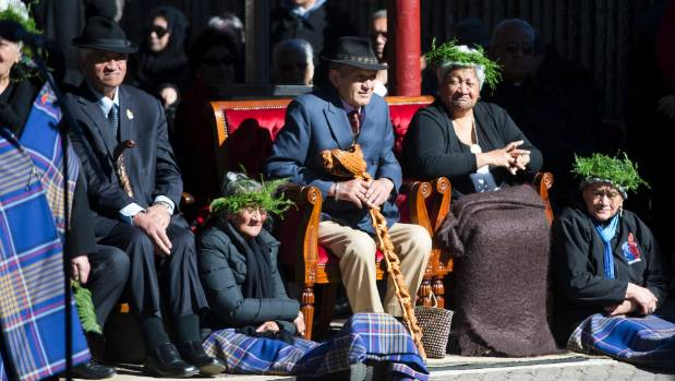 The announcement was made during 10th anniversary celebrations of Maori King Tuheitia's reign.