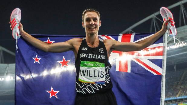 Double Olympic medalist in the 1500m Nick Willis says running and walking in bare feet for kids has huge advantages in ...