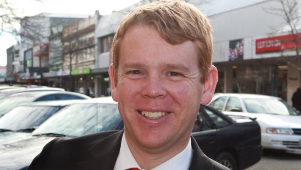 "Labour education spokesman Chris Hipkins said loading more costs on to students ""will only serve to deepen inequality, ..."
