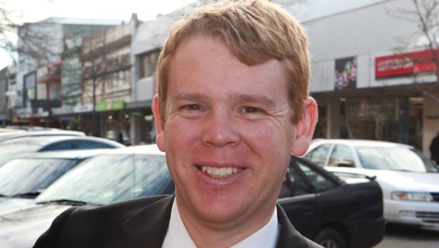 Labour education spokesman Chris Hipkins says student debt is making it harder for the next generation to get ahead.