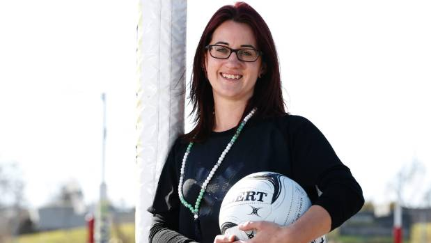 Centre manager Chelsea Routhan is leaving Nelson Netball at the end of the season.