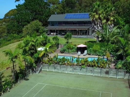 Five Of The Best Auckland Houses With Tennis Courts For Sale Stuff