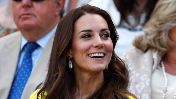 """Catherine, Duchess of Cambridge's nose is almost """"mathematically perfect"""", according to Dr Julian De Silva."""