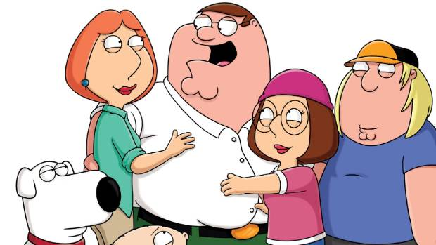 Family Guy Producer Reveals The Inspiration For The Show S Storylines Stuff Co Nz