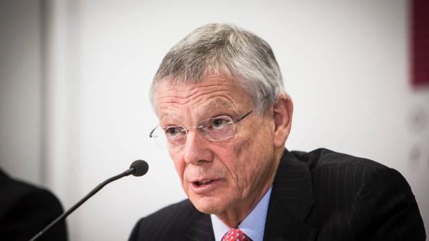 Reserve Bank governor Graeme Wheeler says the housing market poses risks.
