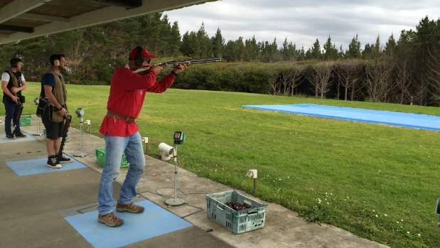 The Waitemata Clay Target Club has over 200 members and is a host venue for the World Masters Games next year.