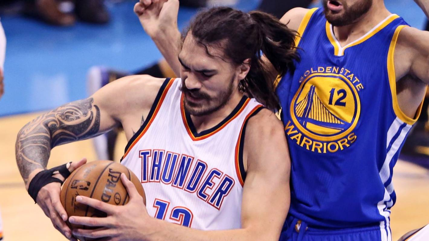 by star Oklahoma Steven Adams NBA Kiwi  joined two City