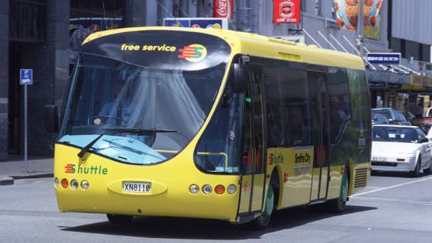 One option to address Christchurch's public-transport problem was to reinstate the inner-city shuttle, a popular service ...