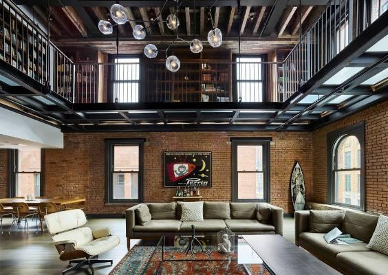 Are these lofts and apartments the world\'s best interiors ...