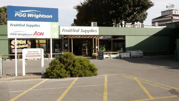 Auckland Investor Snaps Up Blenheim Pgg Wrightson Site