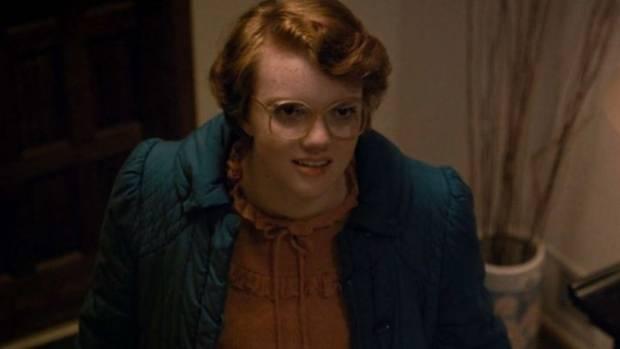 Shannon Purser as fan favourite Barb in Stranger Things.