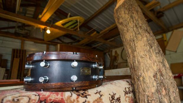 Virginia Winder: An instinctive affair with the wooden sound | Stuff ...