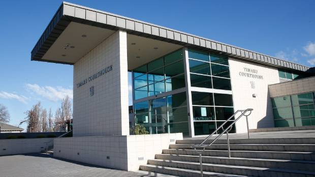 "An Oamaru man allegedly assaulted a council official with a car door and threatened to ""waste"" another, Timaru District ..."