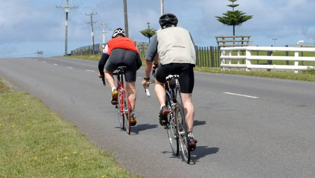 Are the roads safe for cyclists?