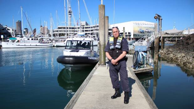 how to become a fisheries officer nz