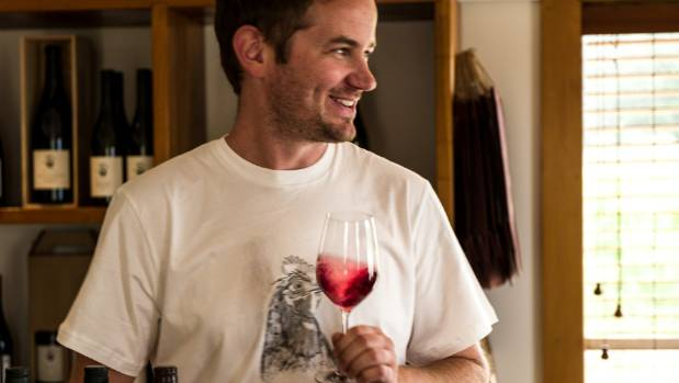 Tonnellerie de Mercurey Young Winemaker of the Year winner Jordan Hogg, of Seresin Estate, Marlborough.