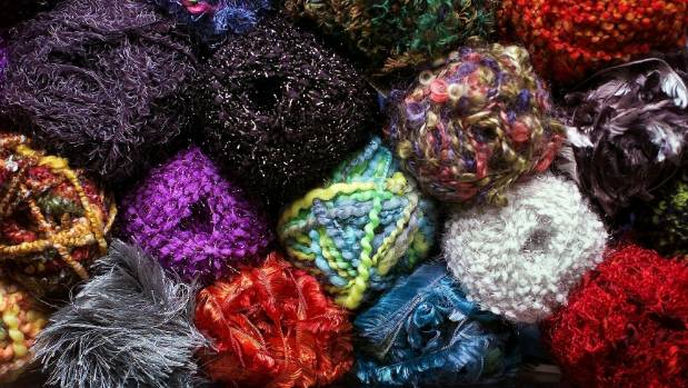 Unwanted yarn and thread is best given to the op-shop, but if they don't want it, the compost is a good last bet.