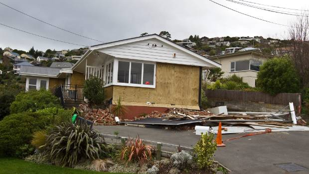 Thousands of Canterbury homes were damaged in the 2010 and 2011 earthquakes.