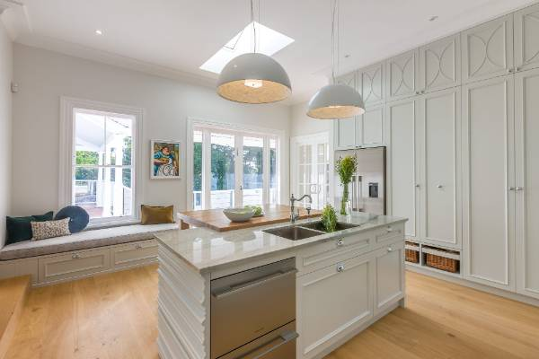 Classical Kitchen Wins Colour Award With Many Shades Of Grey