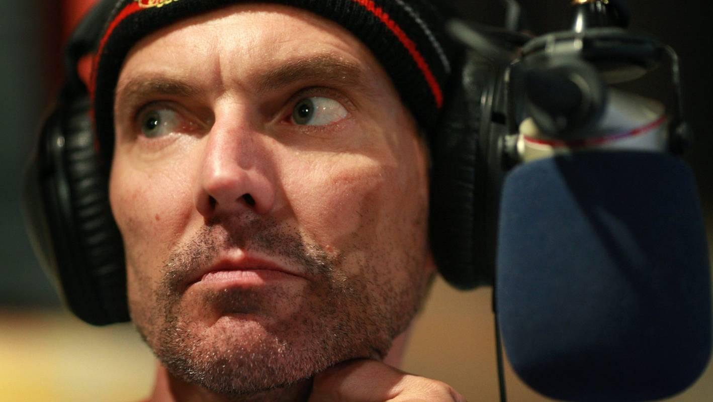 Martin Devlin slams sport journos celebrating Tony Veitch's exit