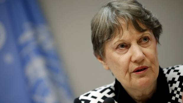 Did Helen Clark seriously not know how fast that car was going?