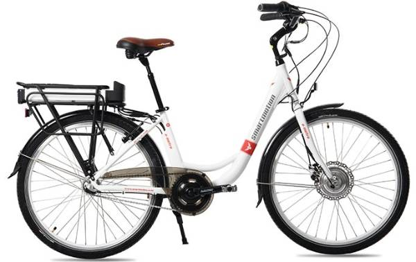 The SmartMotion Essence e-bike. RRP: $2099. For Mercury customers: $1849.