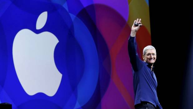 Apple chief executive Tim Cook says the company will appeal the decision that will see Apple paying billions of euro in ...