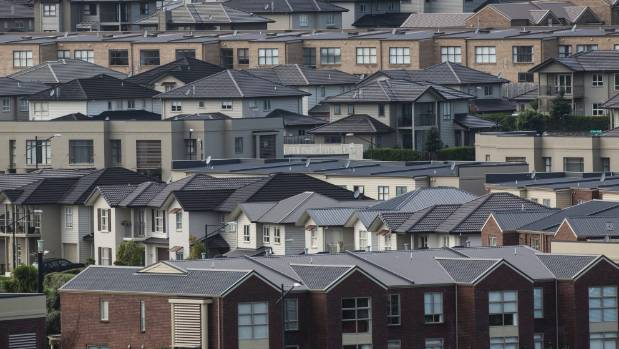 New housing developments like Stonefields in Auckland have not yet helped bring down the amount households are spending ...