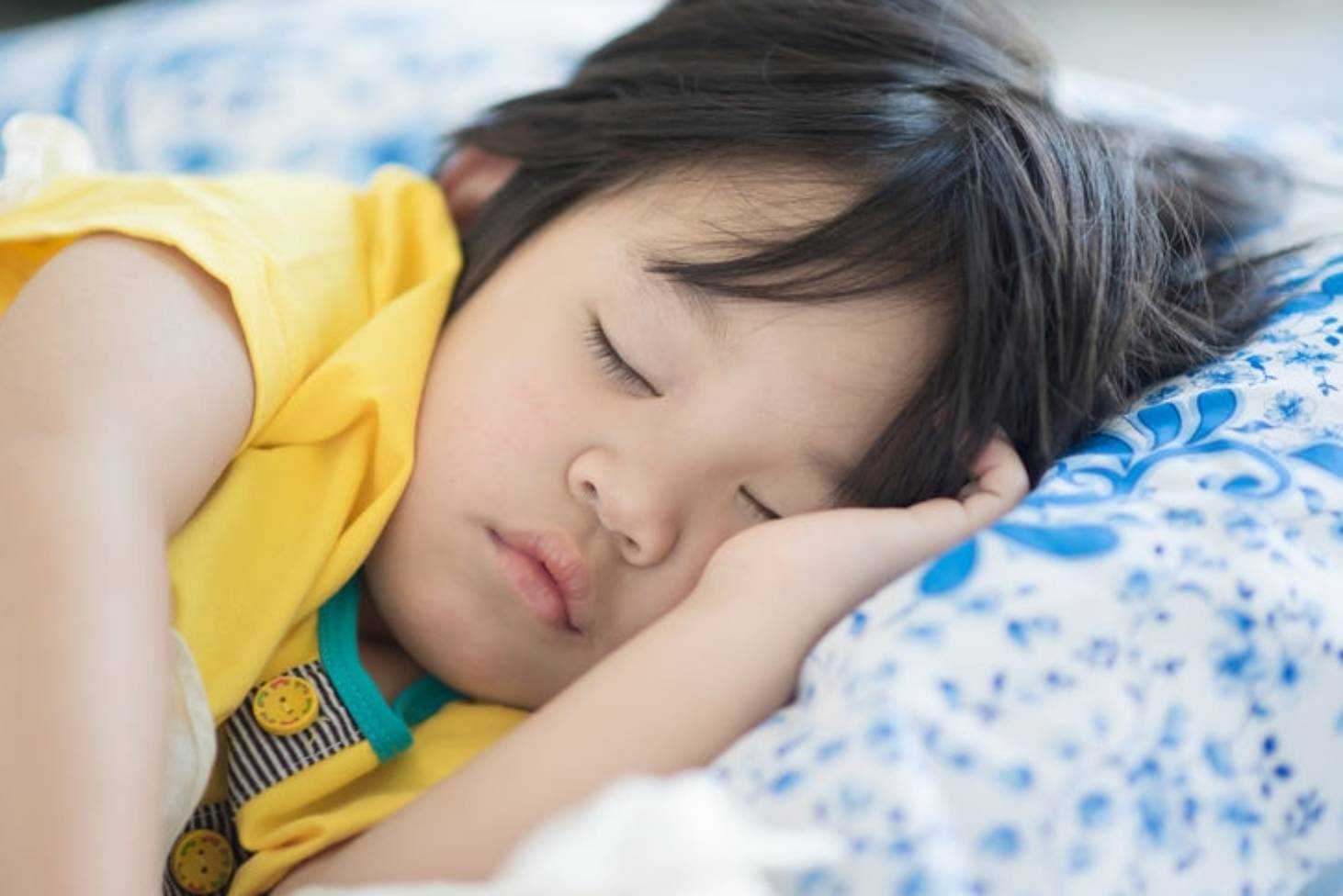 Is your child snoring? It may be a sign of a serious sleep