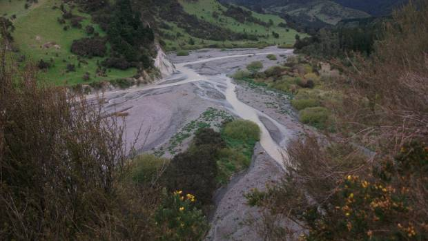Some of the 22 hectares of Ruahine Forest Park the Department of Conservation agreed to swap to pave the way for the ...