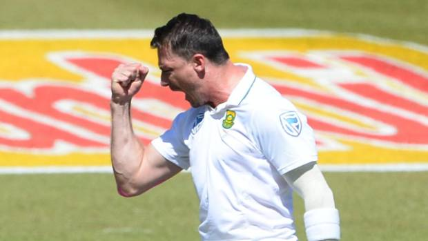 South African quick Dale Steyn is back in test cricket after a year off