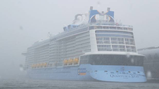 Five Things To Expect If Your Cruise Hits A Storm Stuff