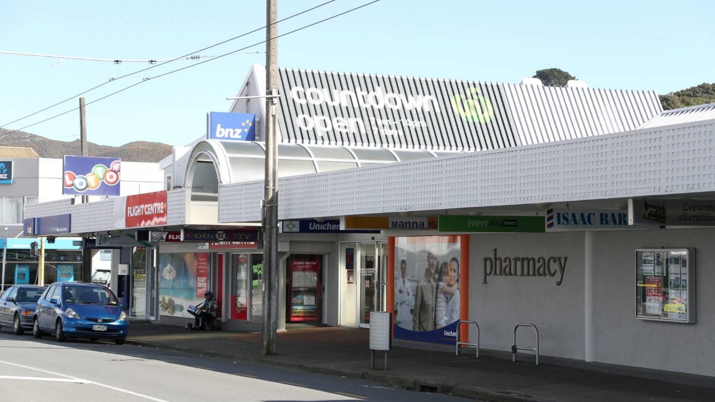Auckland Based Institution Buys Wellington S Karori Mall