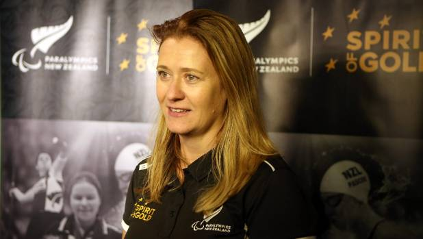 Paralympics New Zealand CEO Fiona Allan wants a record gold medal haul in Rio.
